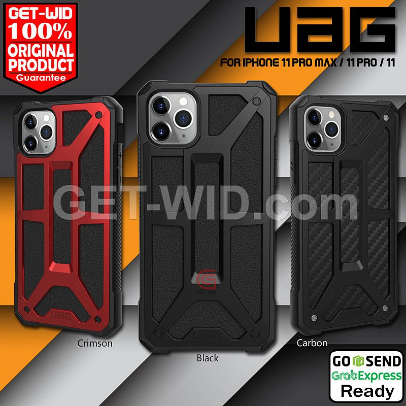 UAG Urban Armor Gear Monarch iPhone 11 Pro Max / 11 Pro / 11 Case
