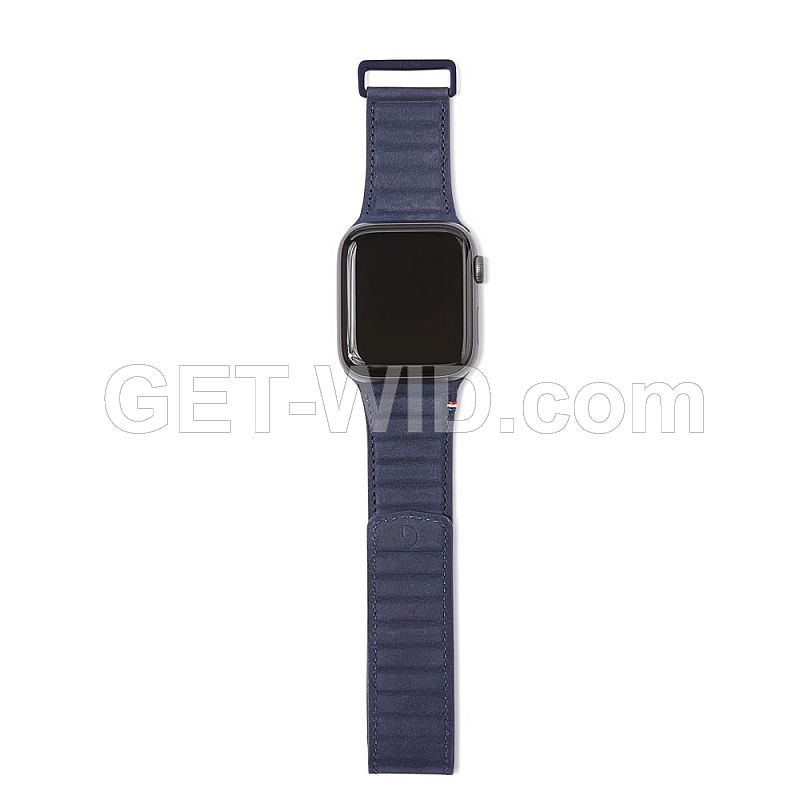 Decoded Traction Strap Apple Watch Leather Magnetic Strap