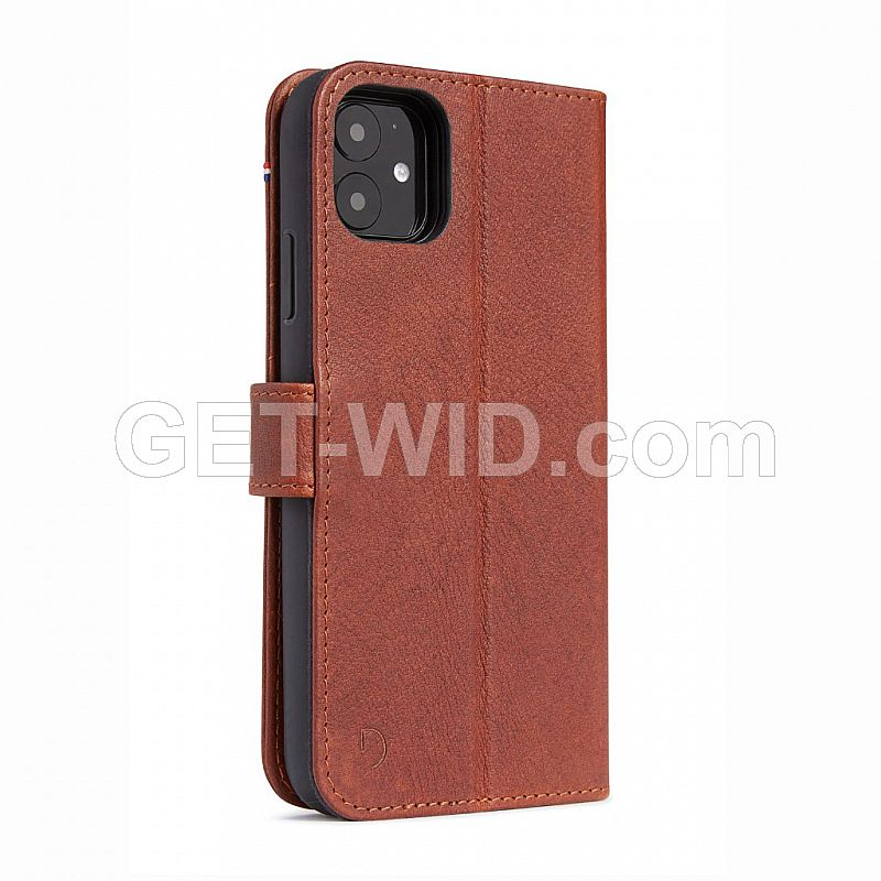 Leather Case iPhone 11 - 11 Pro - 11 Pro Max Decoded Detachable Case