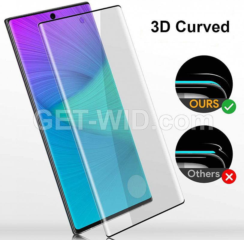 Tempered Glass 3D Samsung Galaxy Note 20 Ultra - Note 20