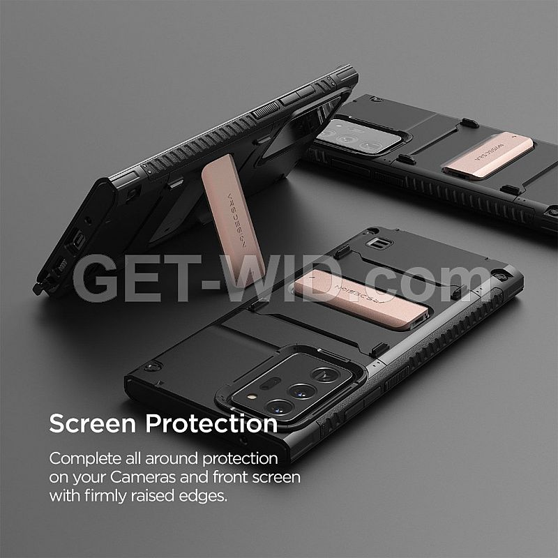 Case Samsung Galaxy Note 20 Ultra / Note 20 VRS Design Quick Stand