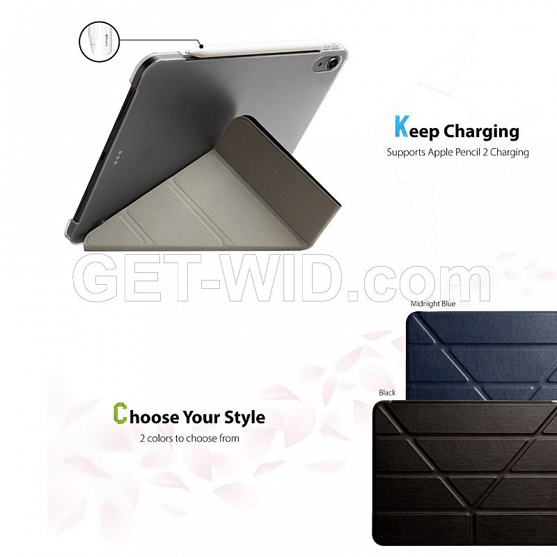 "Case iPad Air 4 10.9"" SwitchEasy Origami Smart Case"
